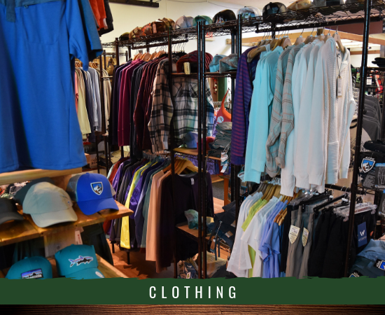 Click here to explore our clothing