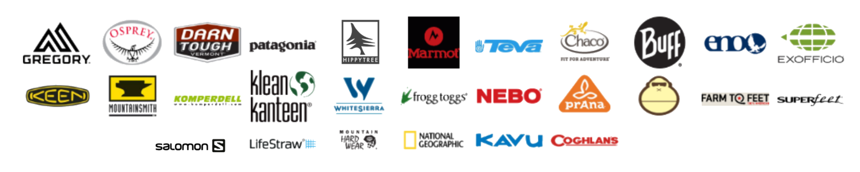 Brands We Carry!